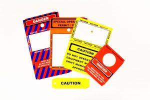 OSHA - Danger tags